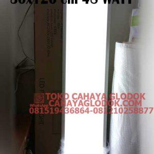 lampu plafon 30x120 cm