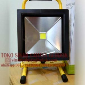 lampu sorot led emergency