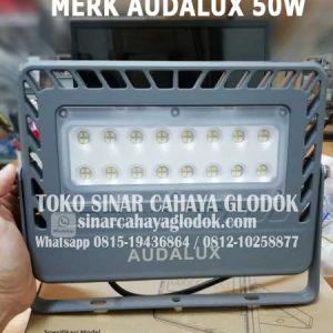 lampu sorot merk audalux 50 watt