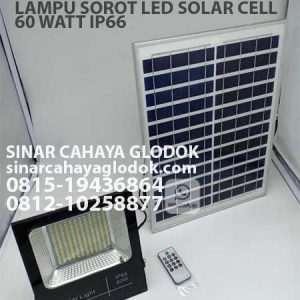 lampu floodlight led tenaga surya