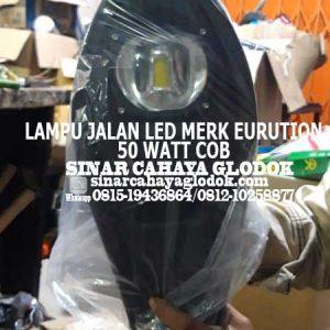 lampu jalan led merk eurution