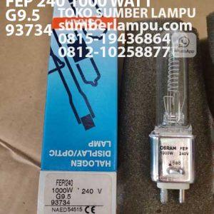 lampu osram 1000 watt fep cp 77