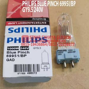 lampu blue pinch 1000 watt
