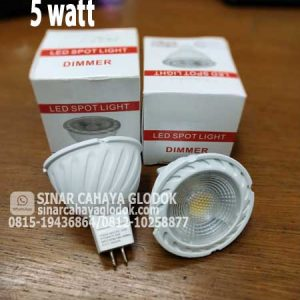 lampu led dimmer