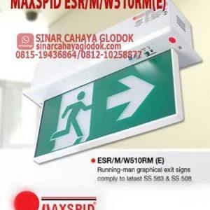 emergency exit maxspid
