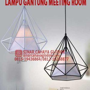 lampu gantung ruang rapat