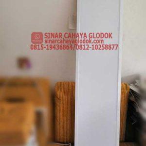 lampu panel 30x120 cm