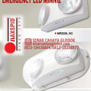 emergency maxspid mr203l nc