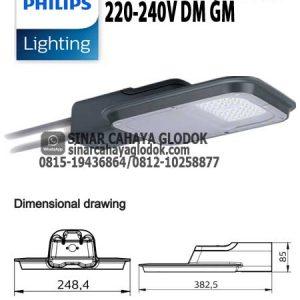 lampu jalan 70w philips