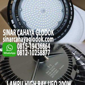 lampu highbay ufo 200w