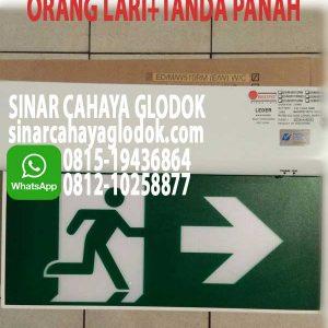 lampu maxspid emergency edm5100