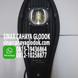 lampu pju led 12v