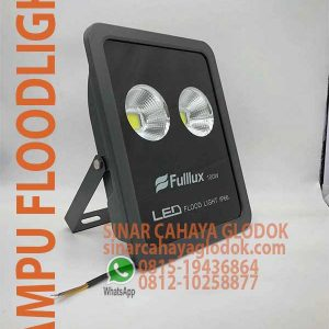lampu floodlight led fullux