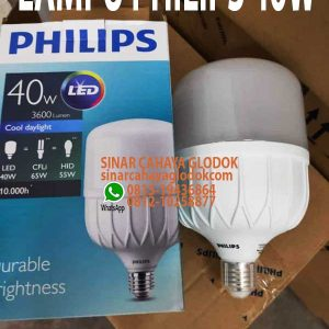 lampu led philips 40w