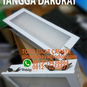 lampu emergency tangga led