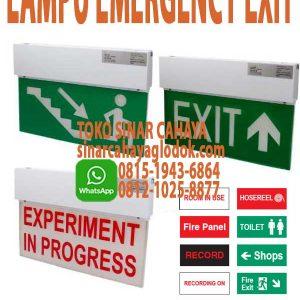 lamp exit led