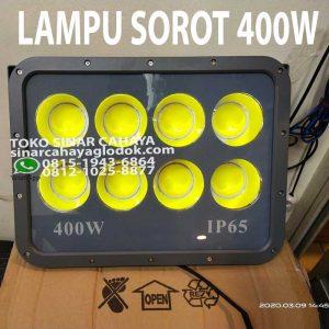 lampu sorot 400 watt