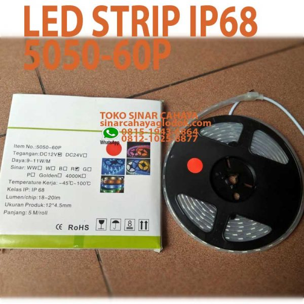 led strip ip68 waterproof