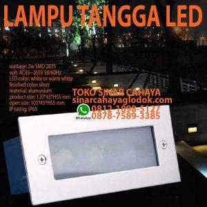 lampu tangga led minimalis