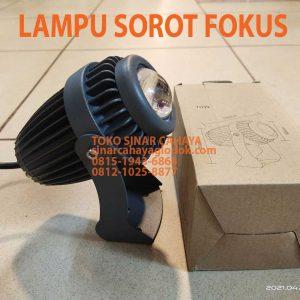 lampu sorot fokus